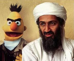 Bert & Osama